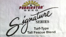 signature series fescue