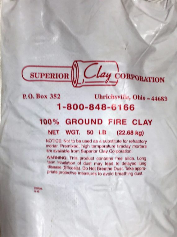 superior clay corporation bag