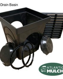 Drainage Products | Atlantic Mulch - Raleigh, NC