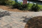 classic cobble pathway