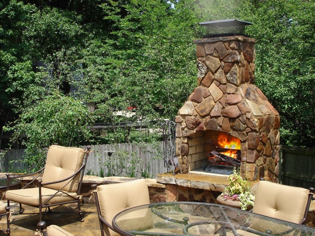 Stone Age Fireplace Contractor Series Atlantic Mulch