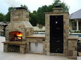 stone fireplace and more