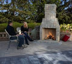 stone age fireplace straight lintel contractor series