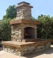 stone age fireplace contractor series