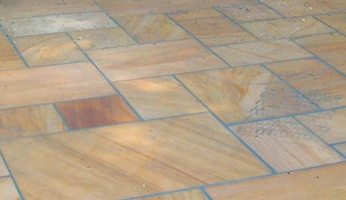 tennesse tile patio