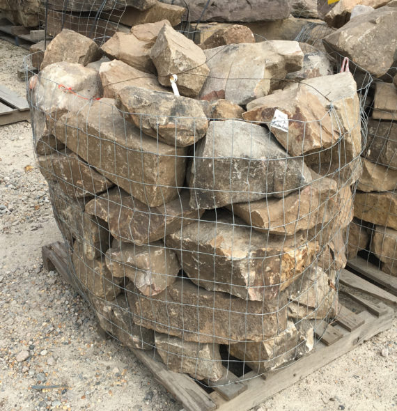 garden boulders