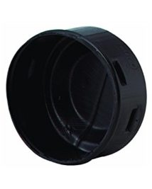 corrugated pipe cap