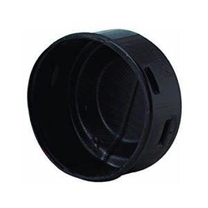 corrugated pipe cap