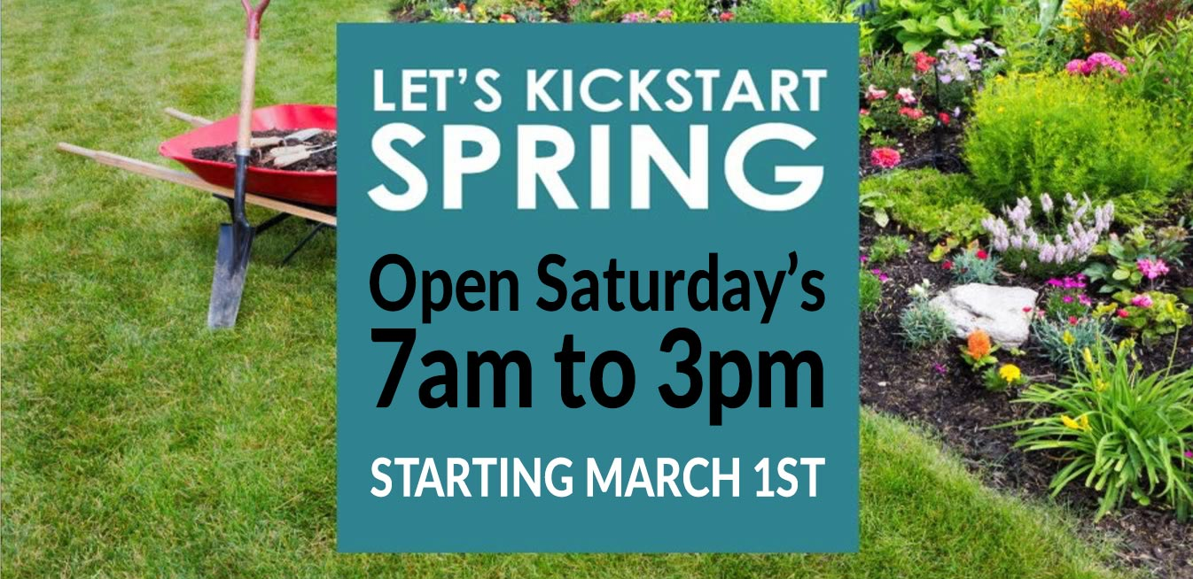 Atlantic Mulch Kickstart Spring March Hours